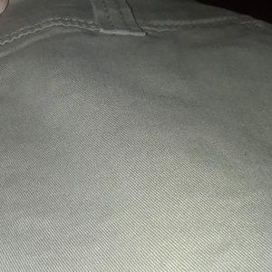 Old Navy Jeans - BOYFRIEND Jeans size 4 Old Navy Eomans Khaki green